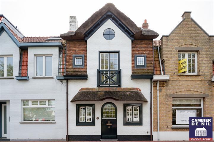 Betoverend, afwerking tot in de kleintste details! Uiterst charmante woning op het Oosthoekpleintje, luxueus afgewerkt door d...
